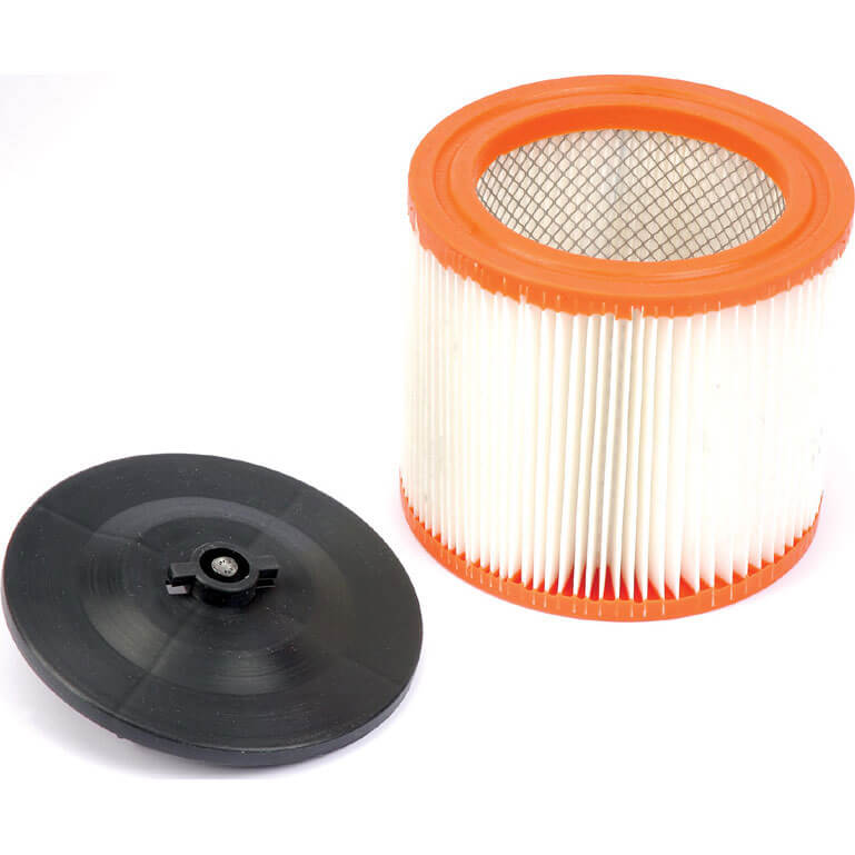 Draper Washable Filter for WDV21 and WDV30SS Vacuum Cleaners