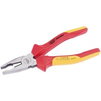Draper Expert Ergo Plus VDE Insulated High Leverage Combination Pliers