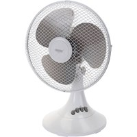 Draper FAN2C 3 Speed Desk Fan