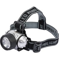Draper 7 LED Head Torch 24 Lumens