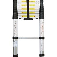 Draper Aluminium Telescopic Ladder