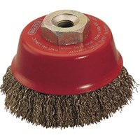 Draper Expert Brassed Steel Wire Cup Brush
