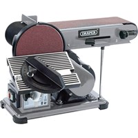 Draper BDS150 Belt & Wheel Sander