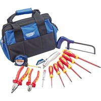 Draper 13 Piece Professional Electricians Tool Kit