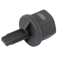 Draper 3/8 Square Drive Drain Plug Key For Vag Group Cars