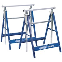 Draper Telescopic Saw Horses or Builders Trestles