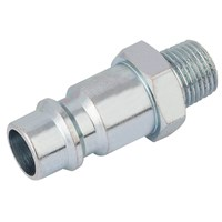 Draper Male Nut Pcl Euro Air Line Coupling Adaptor