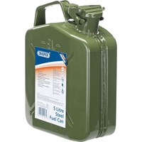 Draper Steel Jerry Can