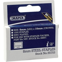 Draper DIY Series Staples