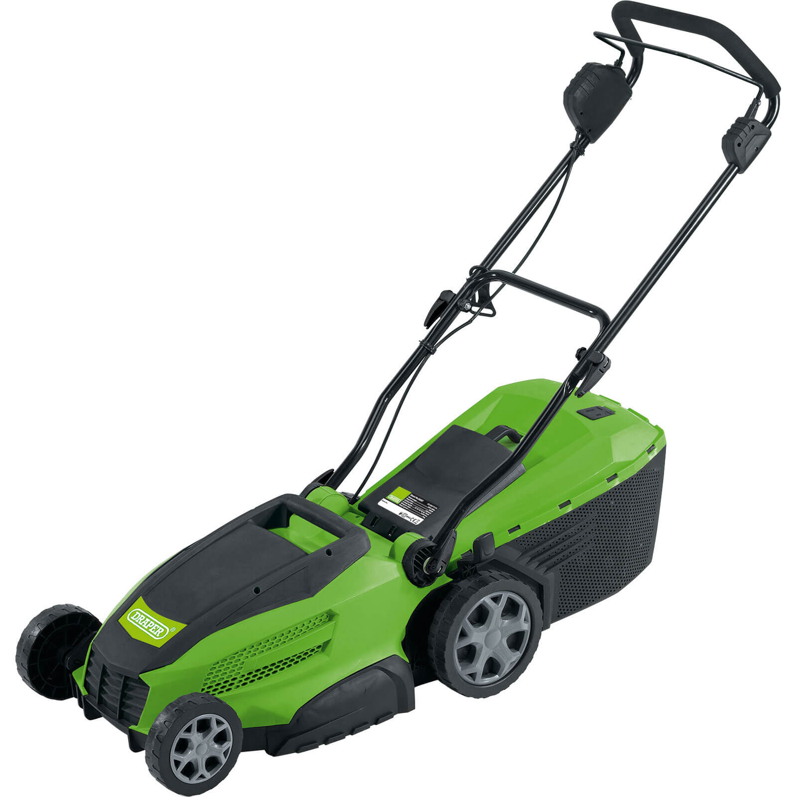Image of Draper LM42 Rotary Lawnmower 420mm 240v