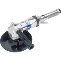 Draper Angled Air Polisher 175mm Disc