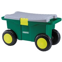 Draper Gardeners Mobile Tool Box and Seat