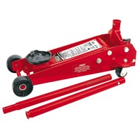 Draper 3t Heavy Duty Garage Trolley Jack