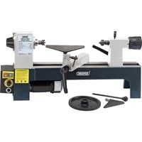 Draper WTL330A Variable Speed Mini Wood Lathe