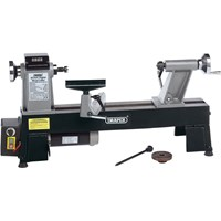 Draper WTL457 Compact Digital Variable Speed Wood Lathe