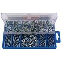 Draper 366 Piece Panhead Screw & Nut Assortment