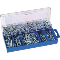 Draper 305 Piece Self Tapping Screw Assortment