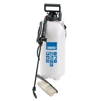 Draper Vehicle Pressure Sprayer