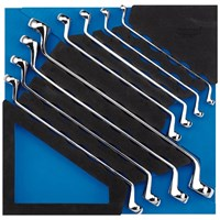 Draper 8 Piece Ring Spanner Set In Eva Insert Tray