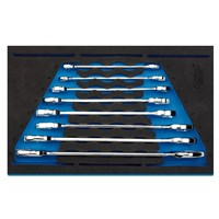 Draper 8 Piece Open Ended Spanner Set In Eva Insert Tray