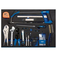 Draper 36 Piece Tool Kit in EVA Insert Tray