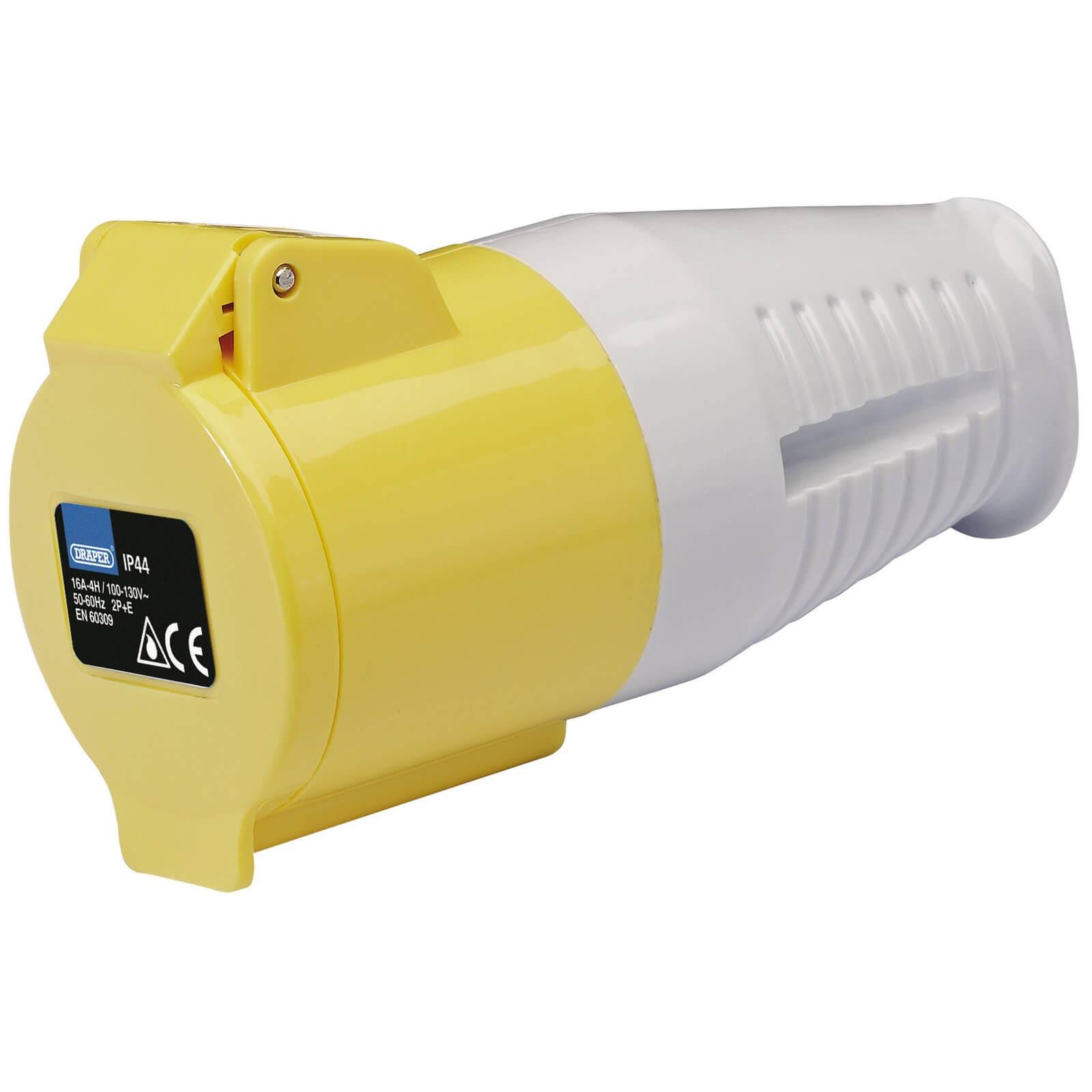 Draper 110V 16A Site Socket