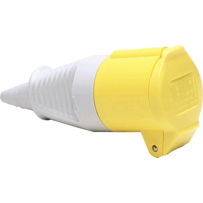 Draper 110v 16 amp Socket