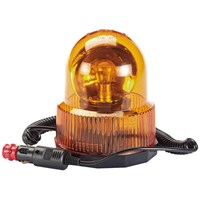 Draper RWB1 Magnetic Base Rotating Warning Light / Beacon