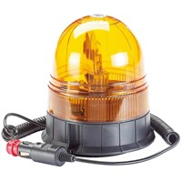 Draper RWB2 Magnetic Base Rotating Warning Light / Beacon
