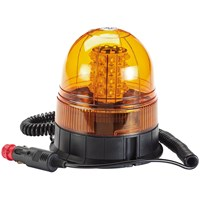 Draper RWB5 Magnetic Base LED Rotating Warning Light / Beacon