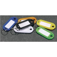 Draper 48 Key Tags Of Assorted Colours