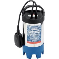 Draper SWP235ADWSS Stainless Steel Submersible Dirty Water Pump