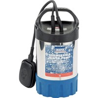 Draper SWP120ASS Stainless Steel Submersible Clean Water Pump