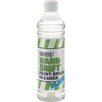 Draper Hard Graft Paint Brush Cleaner