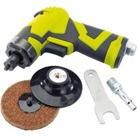 Draper SFAS75 Storm Force Compact Air Sander 75mm Disc