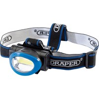 Draper 3W COB LED Head Lamp