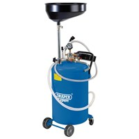 Draper Expert Gravity Feed Oil Drainer