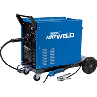 Draper MW260T Gas/Gasless Turbo Mig Welder