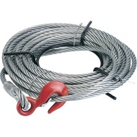 Draper 20M Wire Rope With Hook For 71209