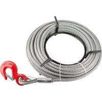 Draper 20M Wire Rope With Hook for 71208