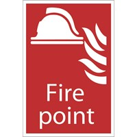 Draper Fire Point Sign
