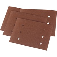 Draper Punched 1/4 Sanding Sheets