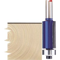 Draper Bearing Guided Flush Cut Router Cutter