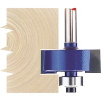Draper Bearing Guided Rebate Router Cutter
