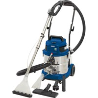 Draper SWD1500 Wet and Dry Shampoo Vacuum Cleaner
