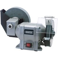 Draper GWD200A Wet and Dry Bench Grinder