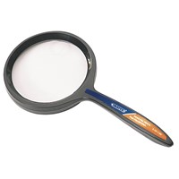 Draper 2.5x Round Magnifying Glass