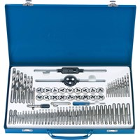 Draper 75 Piece Tap & Die Set