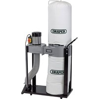 Draper DE750A Portable Wood Chip and Dust Extractor