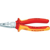 Knipex VDE Insulated Combination Pliers